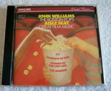 John Williams - Aisle Seat
