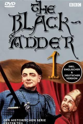 The Black Adder - Der historischen Serie erster Teil