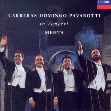 José Carreras - Carreras / Domingo / Pavarotti: In Concert