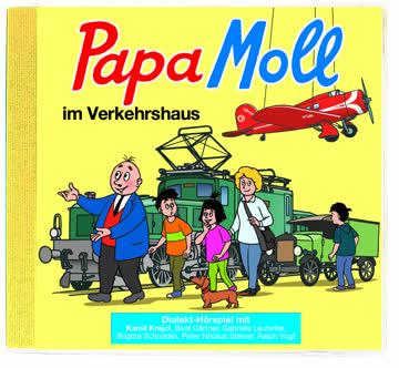 Papa Moll im Verkehrshaus CD: Nr. 24