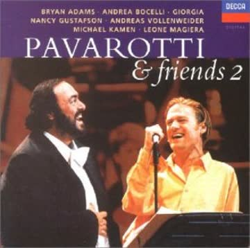 Pavarotti - Pavarotti und Friends Vol. 2 (Live)