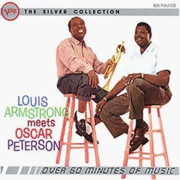 Armstrong - Louis Armstrong Meets Oscar Peterson