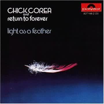 Chick Corea - Light As a Feather