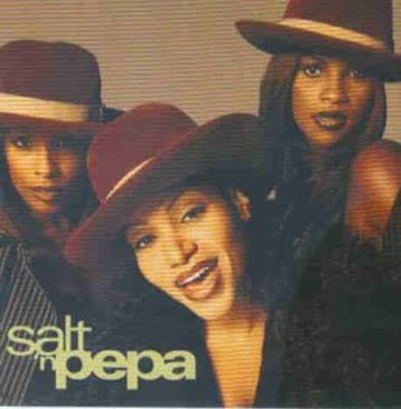 Salt 'N' Pepa - Brand New