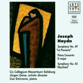 Cis Collegium Mozarteum Salzburg - Sinfonien 49 und 45 / Klavierkonzert 11