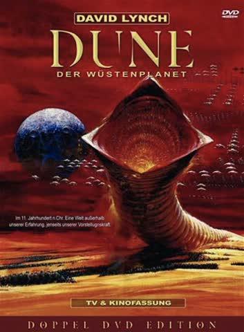 Dune - Der Wüstenplanet - 2 DVD Set (TV- und Kinofassung)