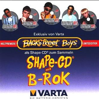 Backstreet Boys - Brian [Picture Shapedcd]