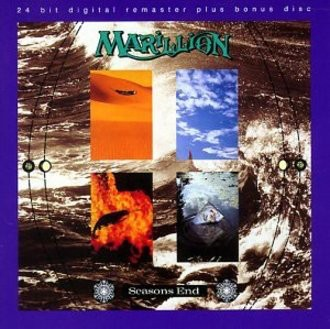Marillion - Seasons End (+Bonus CD)
