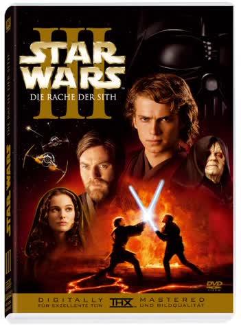 Star Wars: Episode III - Die Rache der Sith (2 DVDs)
