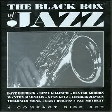 Various - Black Box of Jazz