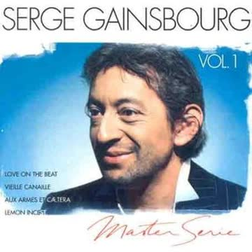 Serge Gainsbourg - Master Serie (Je T'aime)/Talent