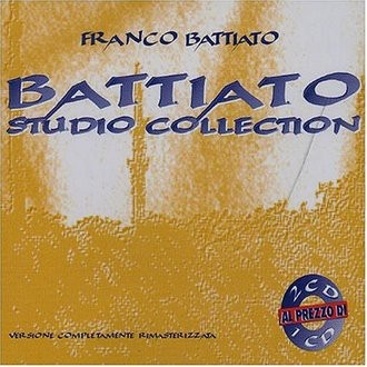 Franco Battiato - Studio Collection