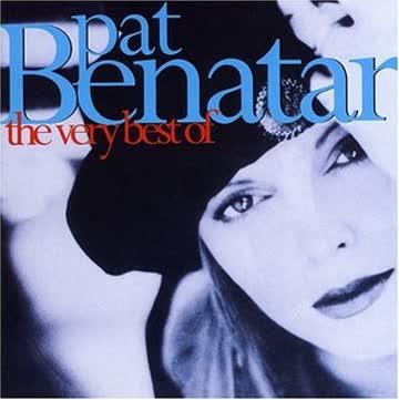 Pat Benatar - Best of Pat Benatar,the Very