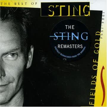 Sting [1984-1994] - Fields of Gold [Best of]