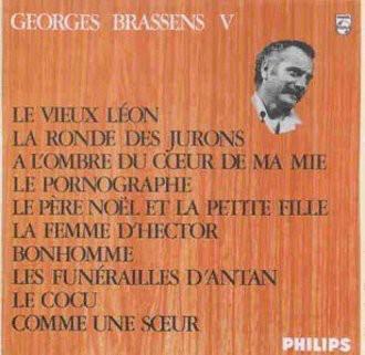 Georges Brassens - Supplique pour Etre Enterre..
