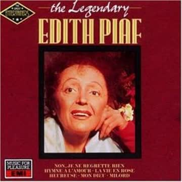 Edith Piaf - The Legendary