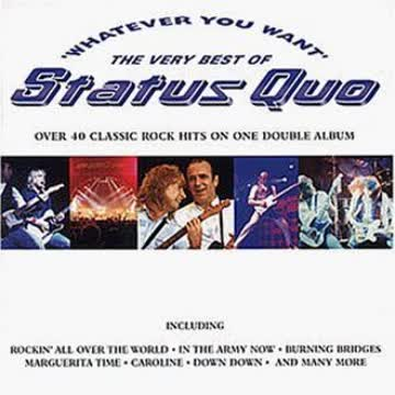 Status Quo - Very Best Of: Whatever You Want