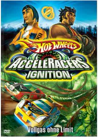 Hot Wheels AcceleRacers - Ignition
