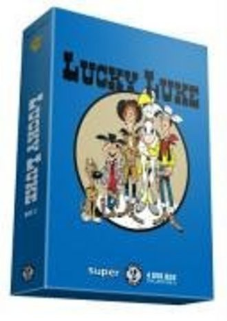 Lucky Luke Collection 2 (4 DVDs)