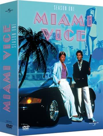 Miami Vice - Staffel 1