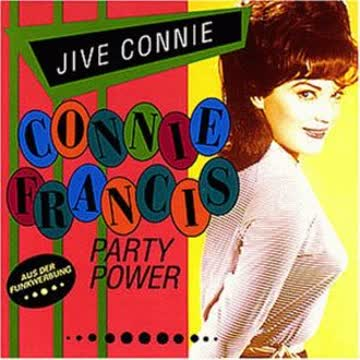 Connie Francis - Connie Francis Party Power
