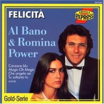Al & Power,Romina Bano - Felicita