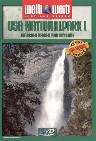 USA Nationalpark I – Zwischen Bergen und Savanne