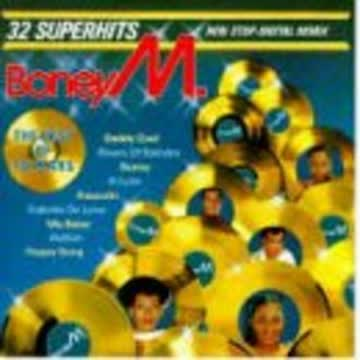 Boney M. - The Best of Ten Years - 32 Superhits