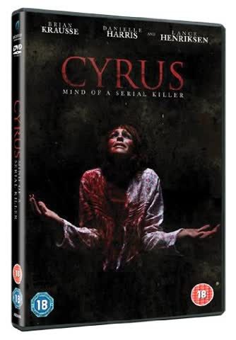 Cyrus: Mind of a Serial Killer [Import anglais]