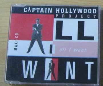 Captain Hollywood - All I want