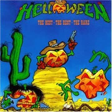 Helloween - The Best, The Rest, The Rare