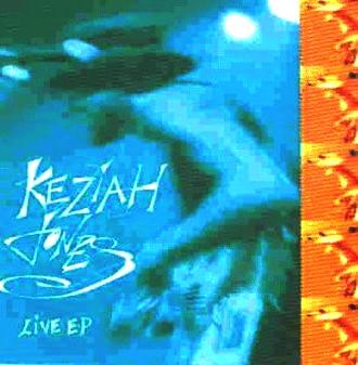 Keziah Jones - Live E. P.