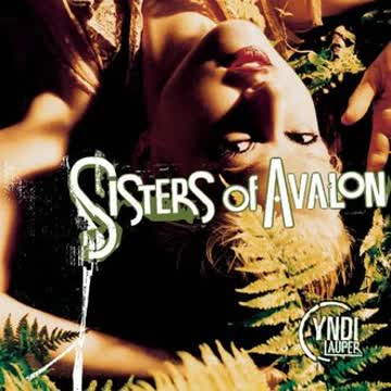 Cyndi Lauper - Sisters of Avalon