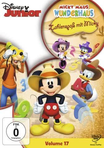 Micky Maus Wunderhaus, Volume 17 - Zahlenspaß mit Micky