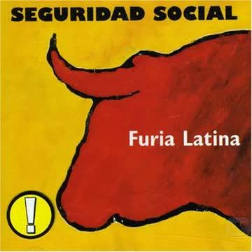 Seguridad Social - Furia Latina [UK-Import]