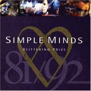 Simple Minds - Glittering Prize-the Best of 81/92