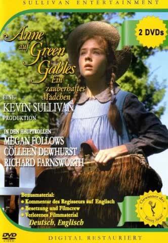 Anne auf Green Gables (Teil 1) [Import allemand]