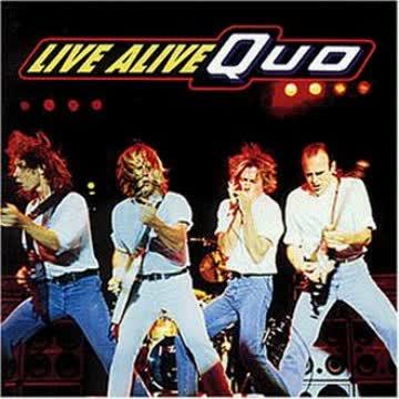 Status Quo - Live Alive Quo