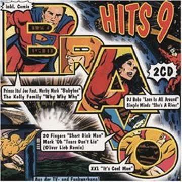 Various - Bravo Hits 9 (1995)