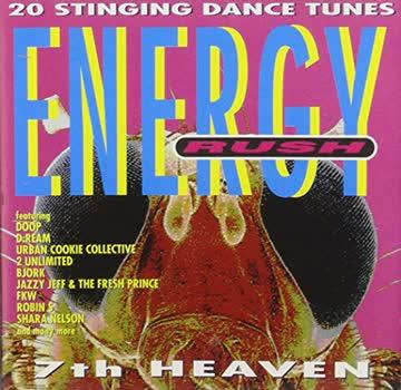 Various Artists - Energy Rush: 7th Heaven [UK-Import]