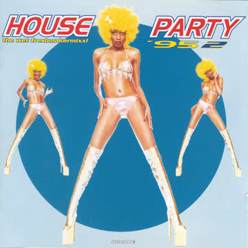 Various - House Party '95 Vl.2