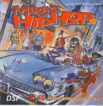 Various - Magic Hip Hop 2
