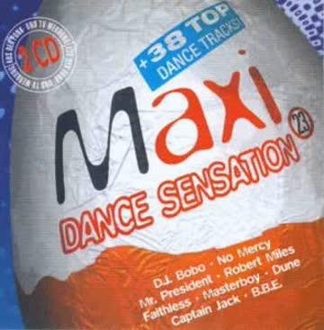 Various - Maxi Dance Sensation 23
