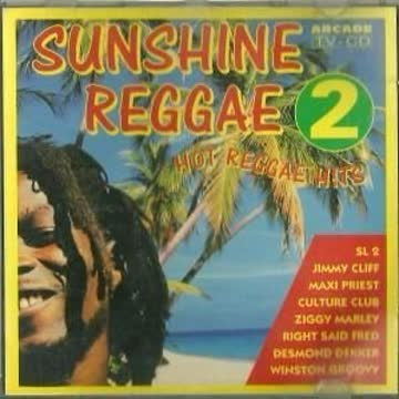 Various Artists - Sunshine Reggae 2