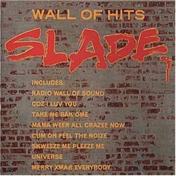 Slade - Wall of Hits