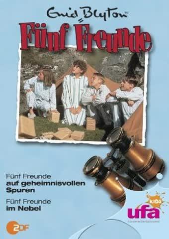 Fünf Freunde - Auf geheimnisvollen Spuren & Fünf Freunde im Nebel