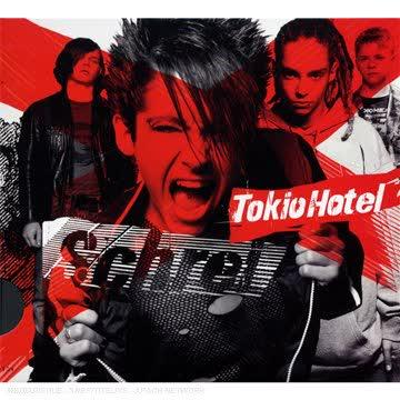 Tokio Hotel - Schrei (Slide Pack)