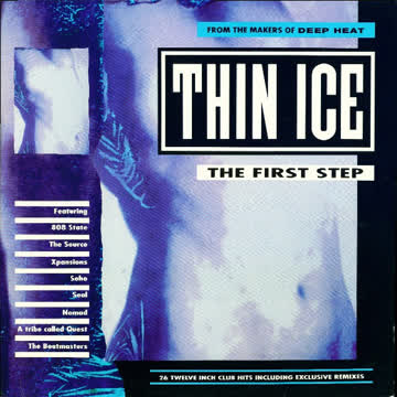 """Various Artists - Thin Ice: The First Step - 26 12"""" Club Hits incl. exclusive Remixes"""