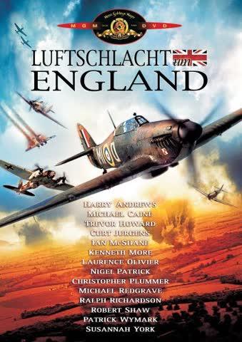 Luftschlacht um England (Battle of Britain)