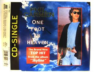 Phil Carmen - One foot in heaven